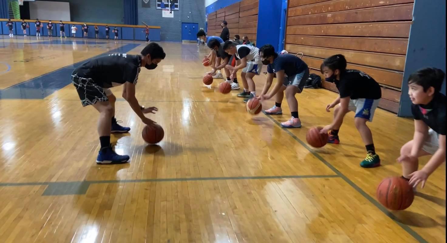 New Jersey's young Filipino basketball athletes