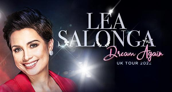 Lea Salonga concert Dream Again UK