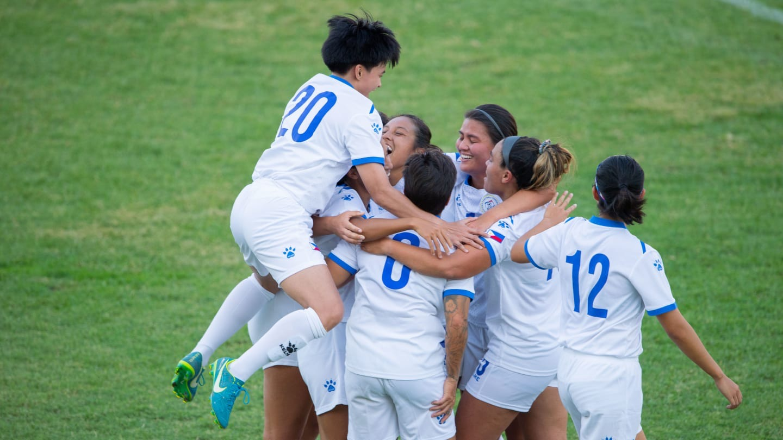 Malditas football squad AFC Women's Asian Cup
