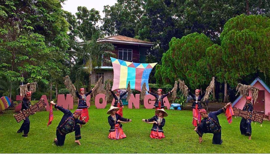 Zamboanga City's Nawan Cultural Dance Troupe