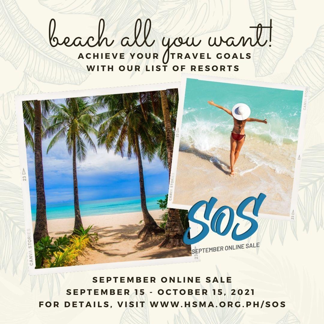 Philippines S.O.S. Travel Sale