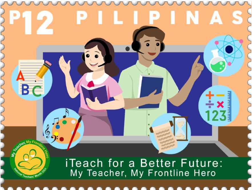Ph stamps honor teachers' efforts