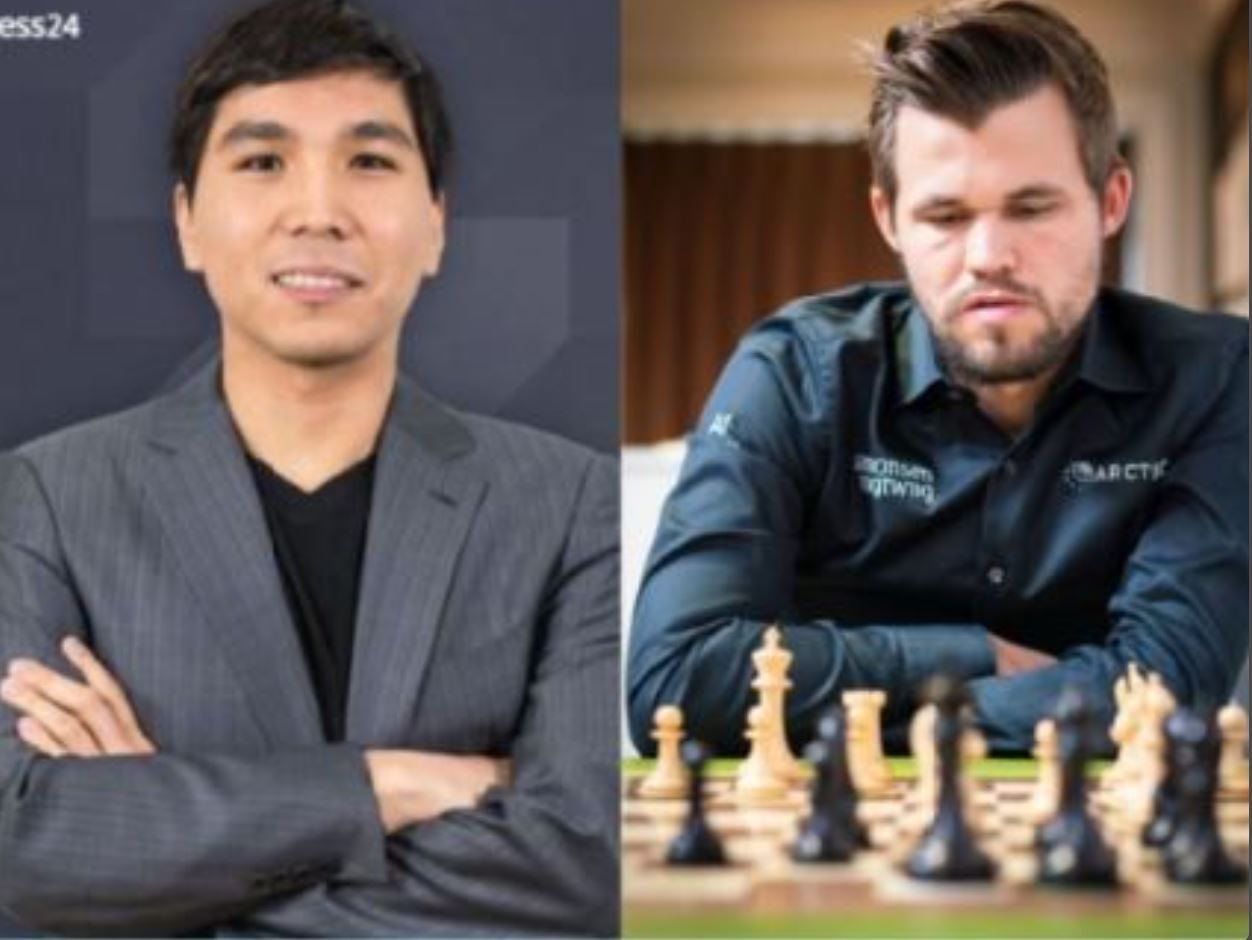 Wesley So vs Magnus Carlsen Chess Tour Finals