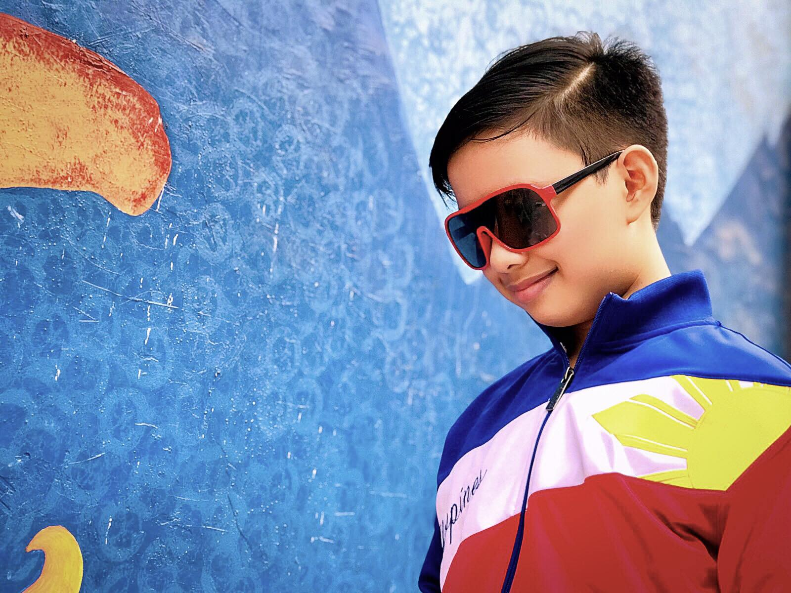 Little Picasso Philippines' 1st Child Youth Ambassador