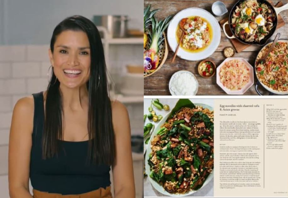 Yasmin Newman Filipino food flavors