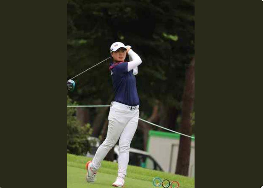 Yuka Saso World golf rankings