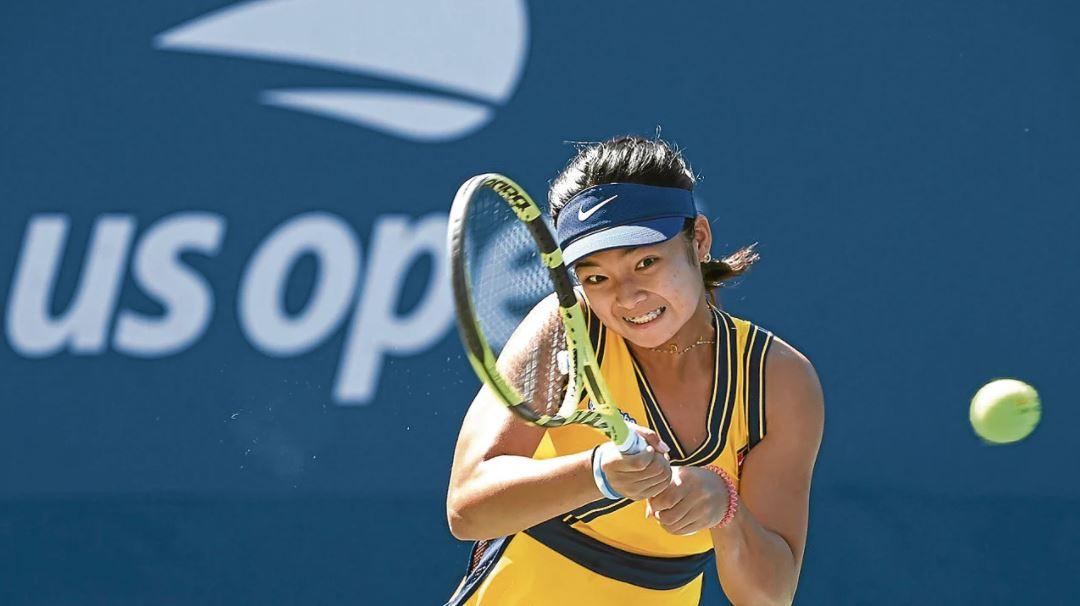 Alex Eala Junior Tennis