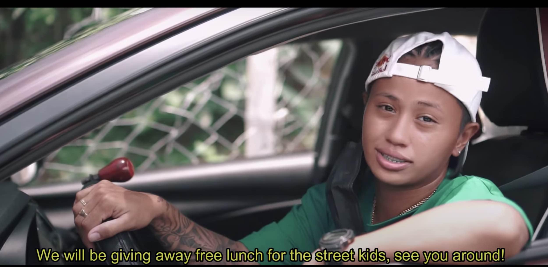 Margielyn Didal raises funds Cebu street kids
