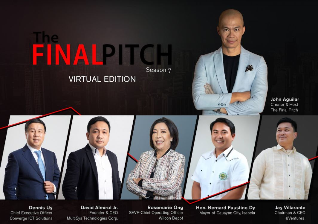 The Final Pitch PH business solutions