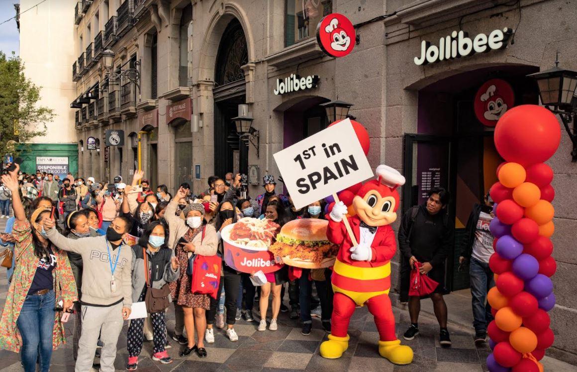 Jollibee Spain