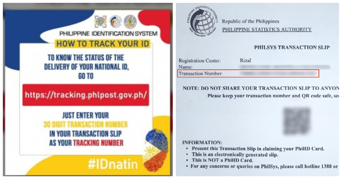 How to Track your Philippine National ID