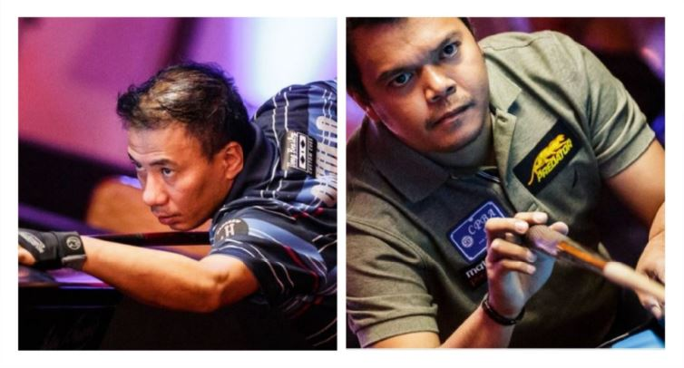 Filipinos in US Open Pool Championship