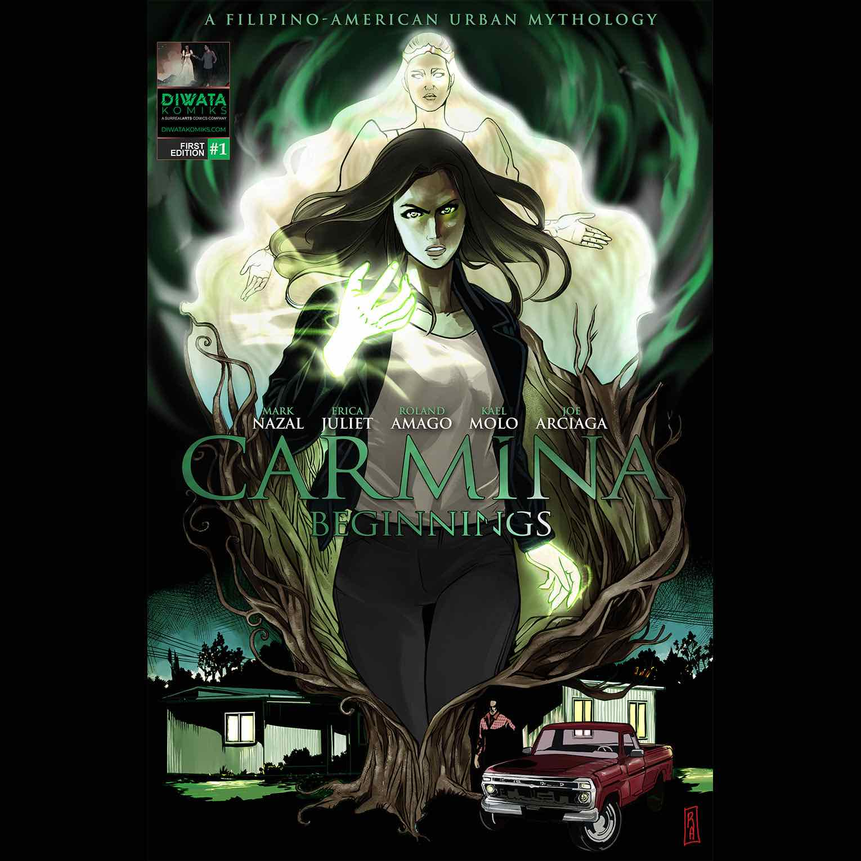 Diwata Komiks mythology comic series