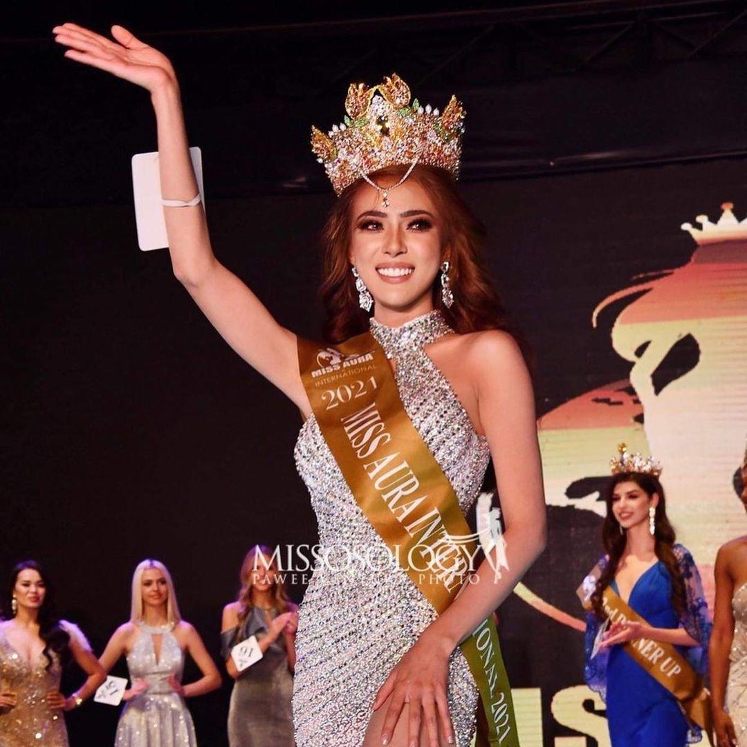 Alexandra Faith Garcia Miss Aura International