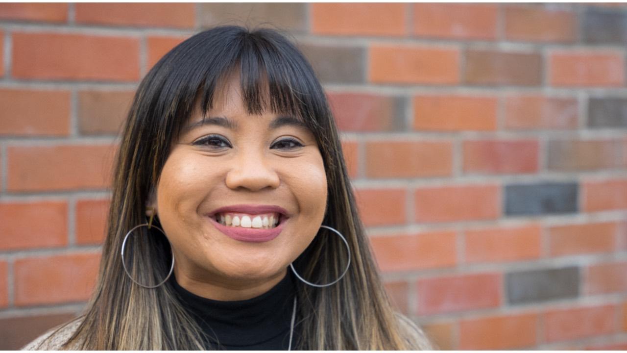 Ethelyn Tumalad Oregon's Teacher of the Year