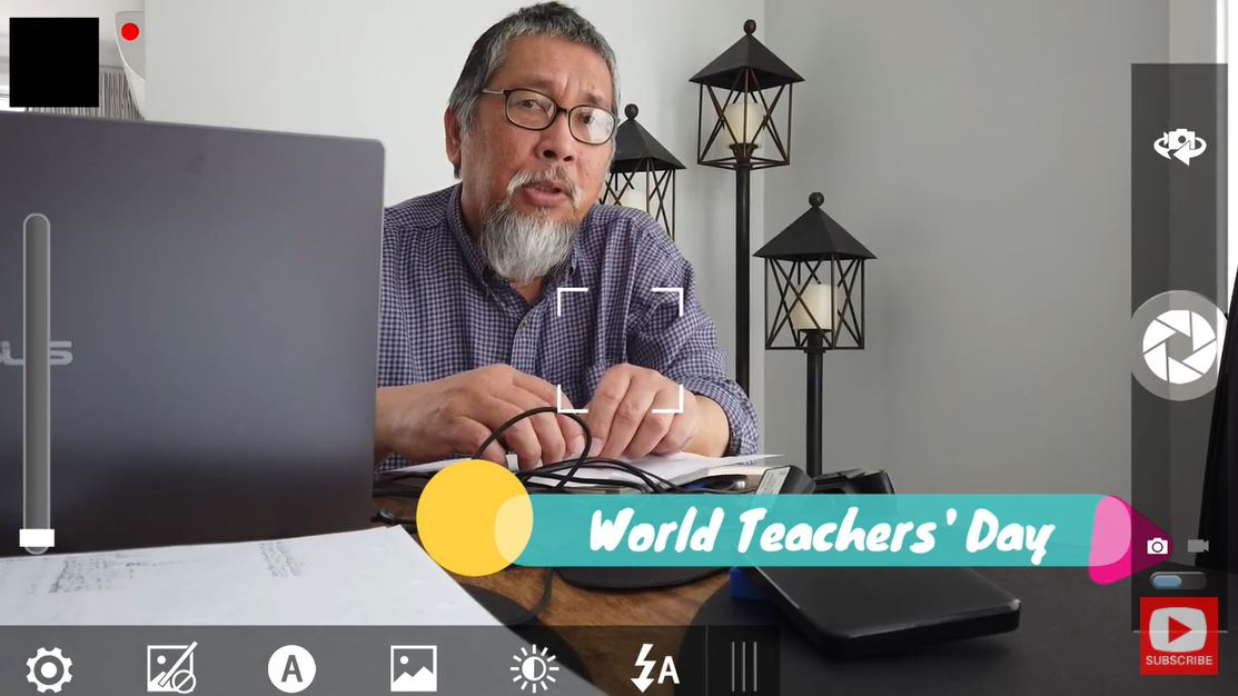 Happy World Teachers' Day 2021