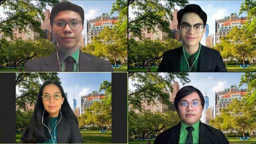 UA&P team Asian Business Case