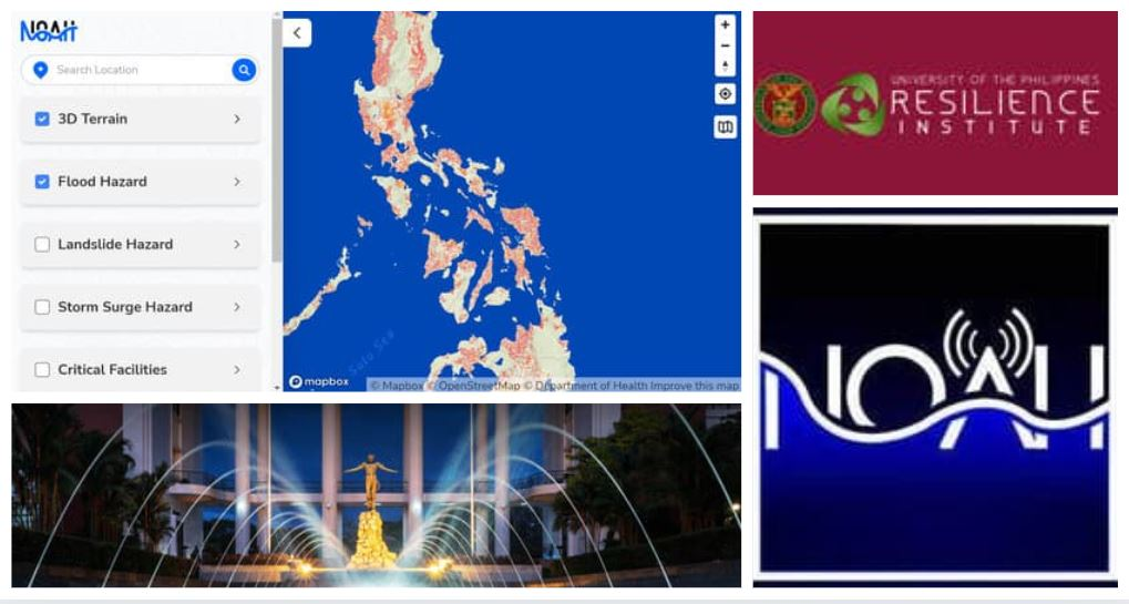 UP NOAH Filipino resilience against disaster