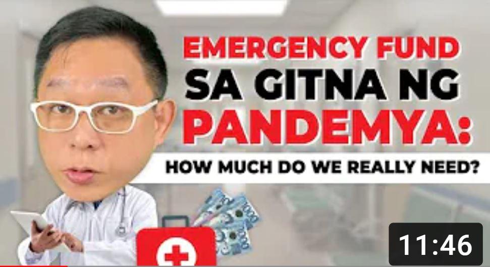Chinkee Tan EMERGENCY FUND